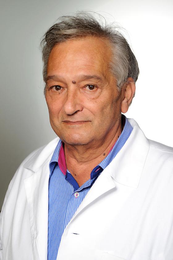 Dr. Rosta András onkológus főorvos, onkohematológiai konzulens