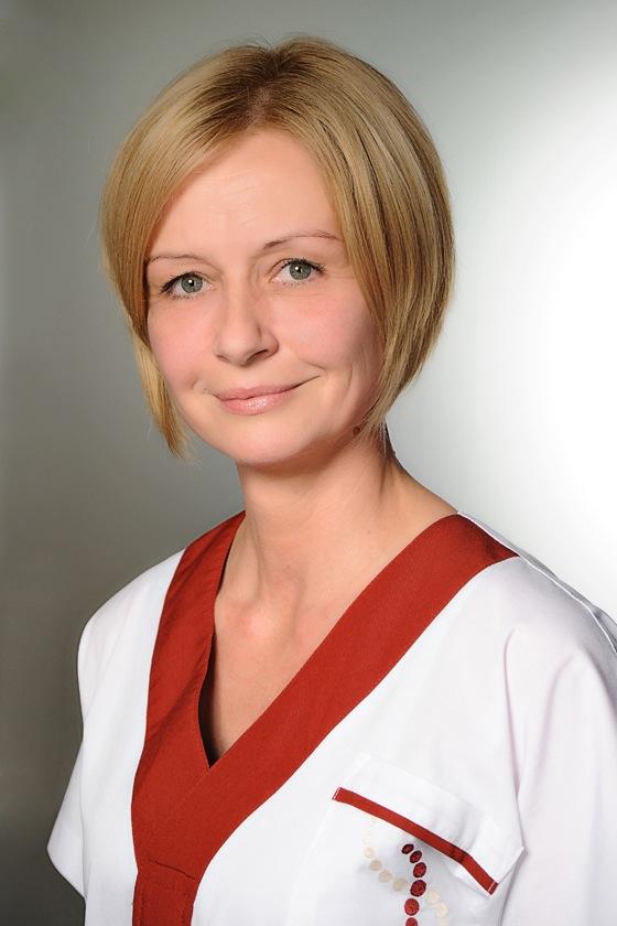 Lukács Henriette vezető asszisztens