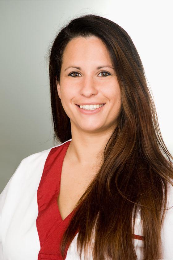 Máté Renáta vezető asszisztens, járóbeteg ellátás