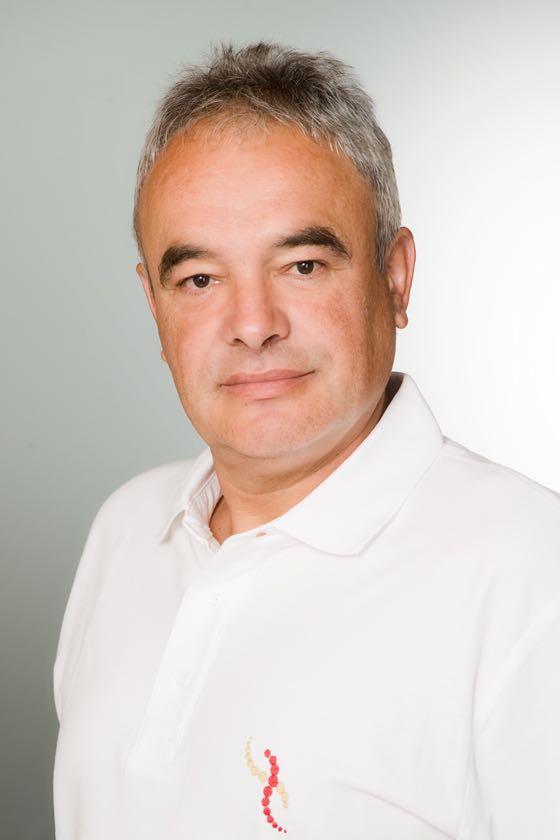 Németh Elemér logisztikai munkatárs
