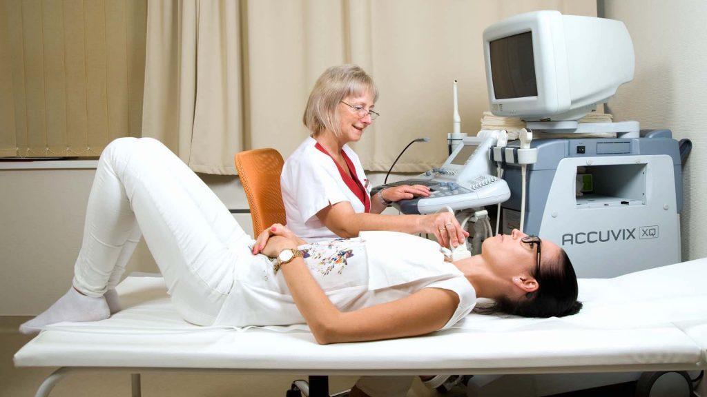 Nyaki erek ultrahang vizsgálata