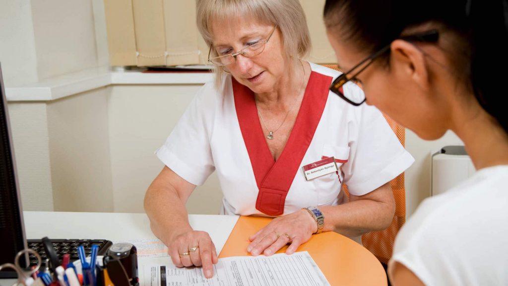 Ultrahang konzultáció
