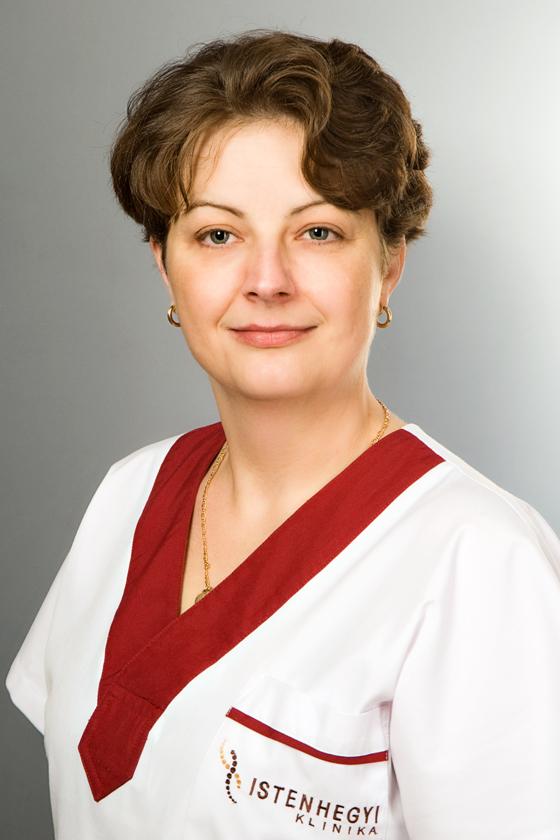 Lászlóné Romsics Anita asszisztens