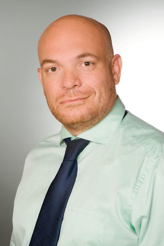 Dr Gasparics Roland diabetológus