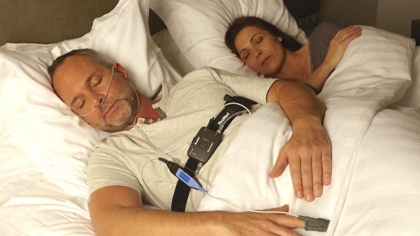 Alvási apnoé vizsgálat