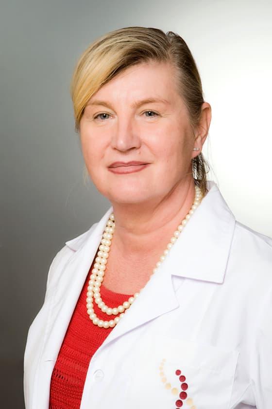 Prof. Dr. Liszkay Gabriella bőrgyógyász, klinikai onkológus főorvos, melanoma- és bőrdaganat konzulens