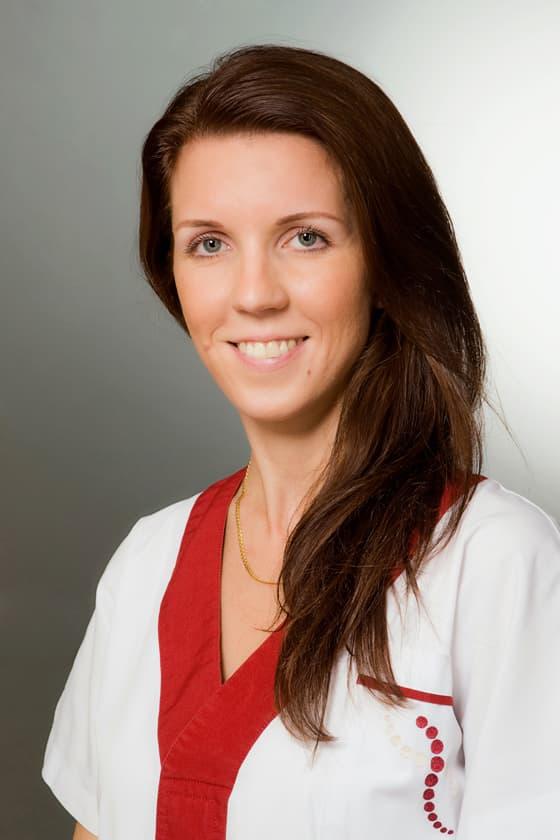 Szlovákné Szabó Csilla vezető asszisztens, nőgyógyászat