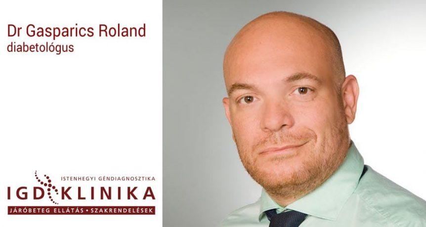 Dr Gasparics Roland