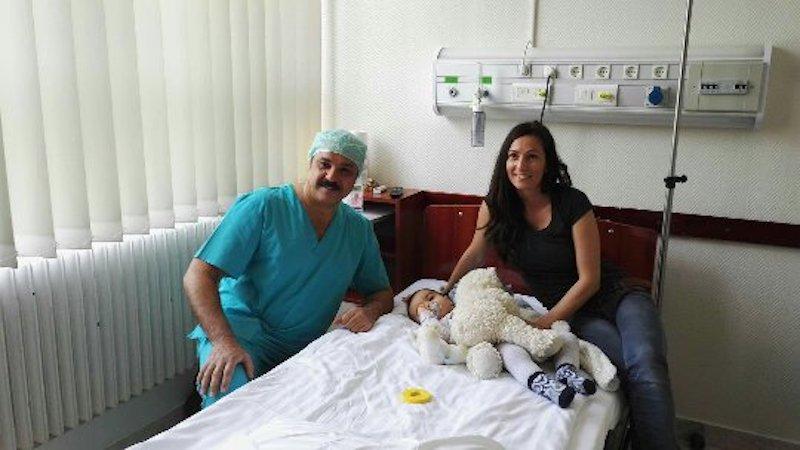 Prof Dr Ahmed Hadidi hypospadiasis műtét után